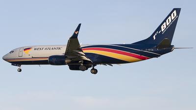 G-NPTA - Boeing 737-86N(BCF) - West Atlantic Airlines
