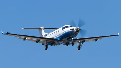 A picture of N644SD - Pilatus PC12/45 - [644] - © Tim Lowe