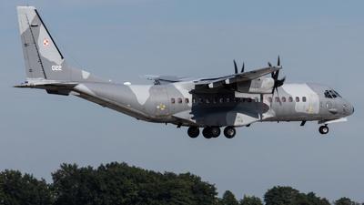 022 - CASA C-295M - Poland - Air Force