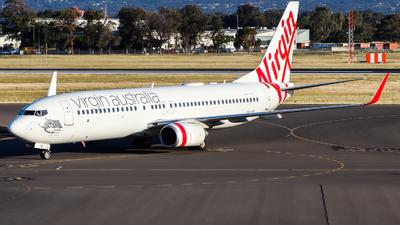 A picture of VHYIB - Boeing 7378FE - Virgin Australia - © Chow Kin Hei