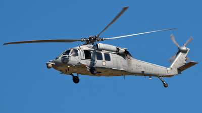 166366 - Sikorsky MH-60S Knighthawk - United States - US Navy (USN)