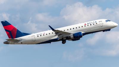 N211JQ - Embraer 170-200LR - Delta Connection (Republic Airlines)