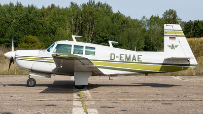 D-EMAE - Mooney M20F - Private
