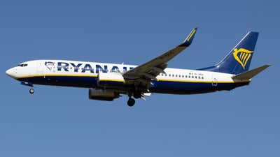 A picture of EIDCN - Boeing 7378AS - Ryanair - © Pierre Pm