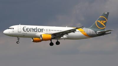 D-ATCH - Airbus A320-211 - Condor