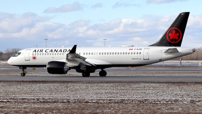 A picture of CGJXE - Airbus A220300 - Air Canada - © Guy Langlois