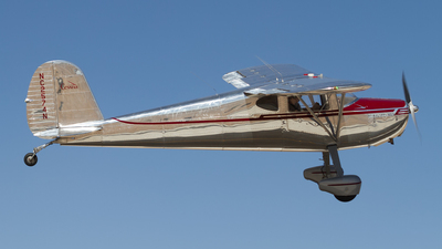 NC2574N - Cessna 140 - Private