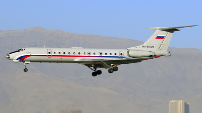 A picture of RA65729 - Tupolev Tu134AK -  - © Shary-Iranian Spotters