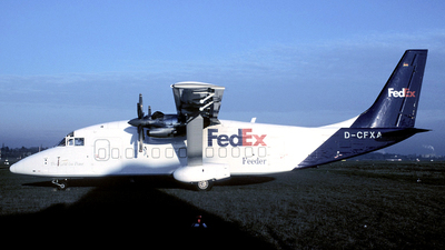 D-CFXA - Short 360-300 - FedEx Feeder (Express Airways)