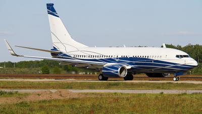 P4-NGK - Boeing 737-7HZ(BBJ) - ABS Jets