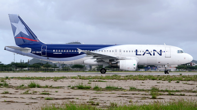 CC-BAS - Airbus A320-214 - LAN Colombia (Aires Colombia)