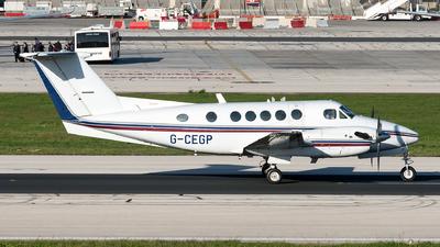G-CEGP - Beechcraft B200 Super King Air - Cega Aviation