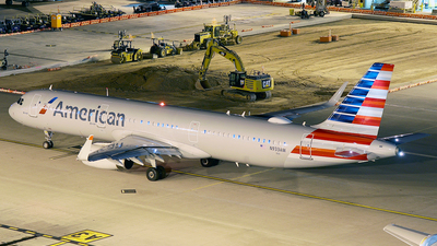 A picture of N933AM - Airbus A321231 - American Airlines - © Misael Ocasio Epicaviation47