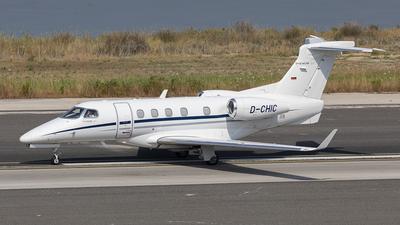 D-CHIC - Embraer 505 Phenom 300 - Private