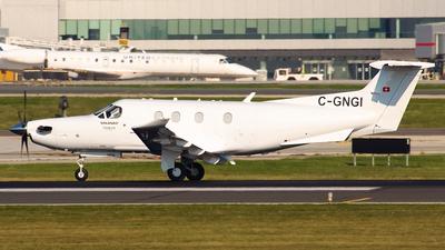 C-GNGI - Pilatus PC-12/47E - Levaero Aviation