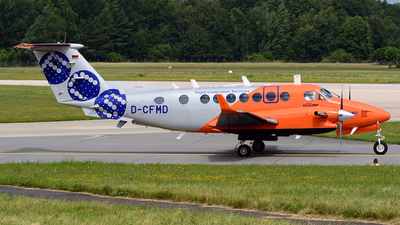 D-CFMD - Beechcraft B300 King Air 350 - Flight Calibration Services (FCS)