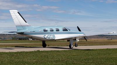 C-GTJB - Piper PA-46-350P Malibu Mirage - Private