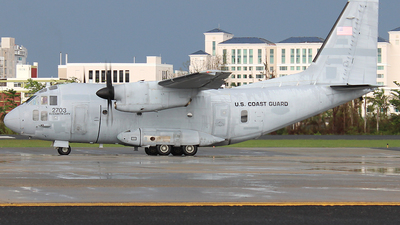 2703 - Alenia C-27J Spartan - United States - US Coast Guard (USCG)