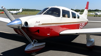 G-CIFY - Piper PA-28-181 Archer III - Private
