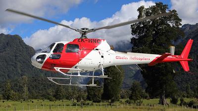ZK-HNQ - Aérospatiale AS 350B2 Ecureuil - Glacier Southern Lakes Helicopters