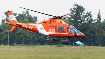 B-70PQ - Agusta-Westland AW-119Kx - Shanghai Kingwing General Aviation