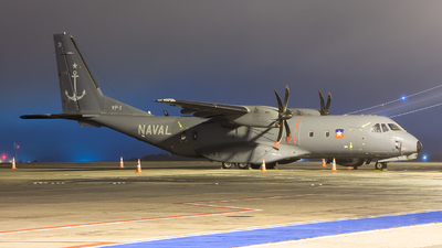 503 - CASA C-295MP Persuader - Chile - Navy