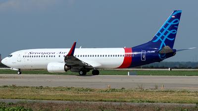 PK-CMI - Boeing 737-8Q8 - Sriwijaya Air