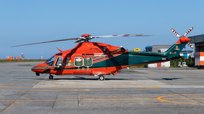 JA119W - Agusta-Westland AW-139 - Japan - Toyama Prefecture