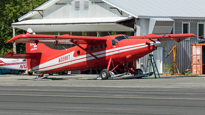 N320KT - De Havilland Canada DHC-3 Otter - K2 Aviation