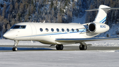 N634GD - Gulfstream G650ER - Private
