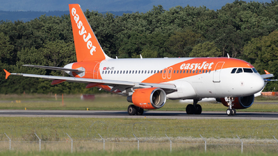 A picture of HBJYI - Airbus A319111 - easyJet - © Sandra