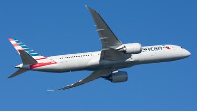 N833AA - Boeing 787-9 Dreamliner - American Airlines