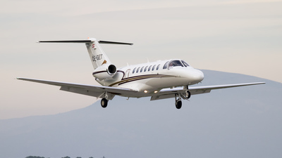 OE-GET - Cessna 525B CitationJet 3 - Airlink