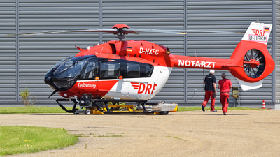 D-HXFC - Airbus Helicopters H145 D3 - DRF Luftrettung