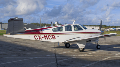 CX-MCB - Beechcraft 35 Bonanza - Private