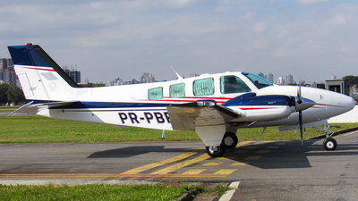 PR-PBR - Beechcraft 58 Baron - Private