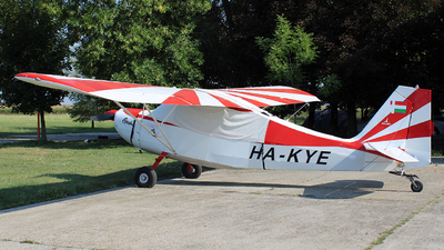 HA-KYE - Bellanca 7GCBC Citabria - Private