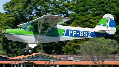 PP-GSZ - Neiva P-56C Paulistinha - Aero Club - Bragança Paulista