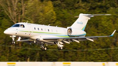 N84MW - Embraer EMB-550 Legacy 500 - Private