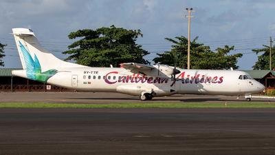 9Y-TTE - ATR 72-212A(600) - Caribbean Airlines