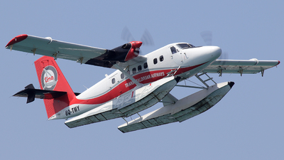 8Q-TMY - De Havilland Canada DHC-6-300 Twin Otter - Trans Maldivian Airways