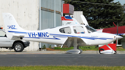 VH-MNC - Cirrus SR22 - Private