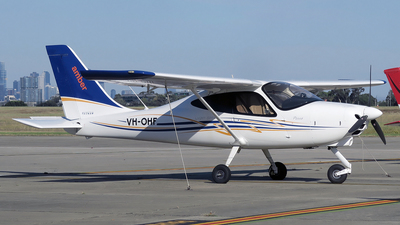 VH-OHF - Tecnam P2008 - Amber Aviation