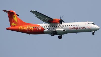 9M-FYI - ATR 72-212A(500) - Firefly