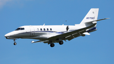 N275BS - Cessna Citation Latitude - Private