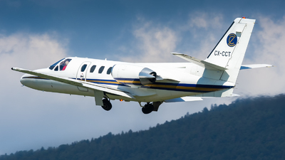 CX-CCT - Cessna 500 Citation - Private