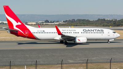 VH-VXM - Boeing 737-838 - Qantas