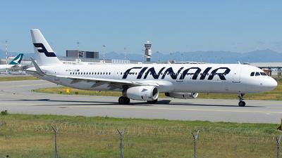 OH-LZR - Airbus A321-231 - Finnair