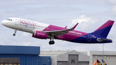 G-WUKF - Airbus A320-232 - Wizz Air UK