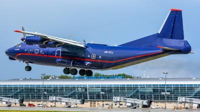UR-CTJ - Antonov An-12BK - Meridiana